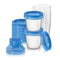 Philips AVENT VIA Breastmilk Storage Cups & Lids