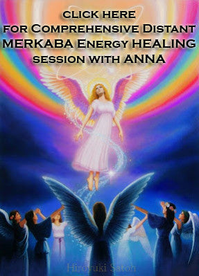 COMPREHENSIVE ENERGY HEALING SESSION & ANALYSIS WITH ANNA MERKABA