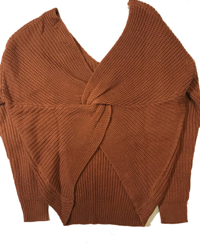 """Fall Mood"" Sweater"