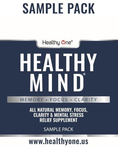 Healthy Mind Sample Pack ($1.95 with promo code MIND at checkout)