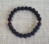 Essential Oil Diffuser Bracelet - Energy/Balance/Passion