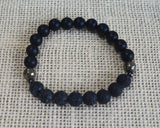 Essential Oil Diffuser Bracelet - Wealth/Luck/Energy