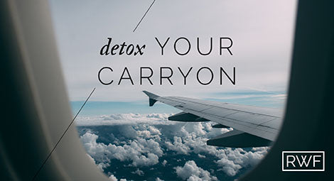 Rainwater Farm Detox Your Carryon