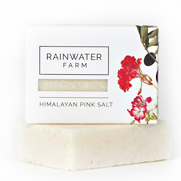 Himalayan Pink Salt Facial Soap