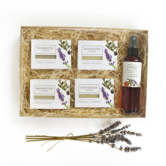Lavender Collection Gift Set