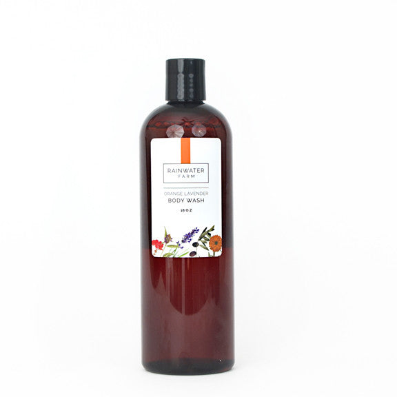 Orange Lavender Bodywash