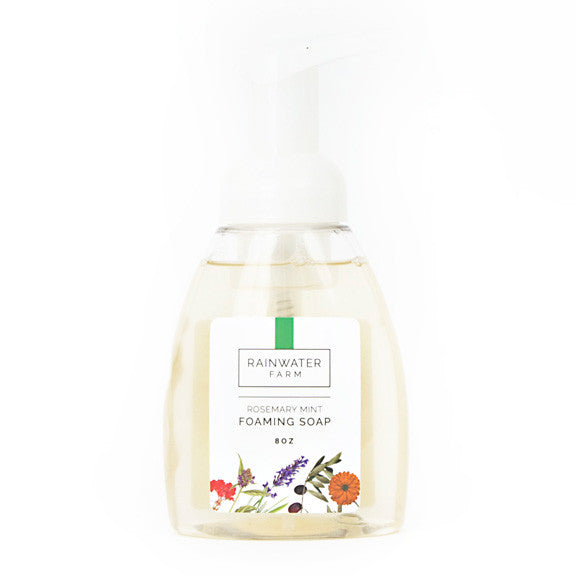 Rosemary Mint Foaming Soap