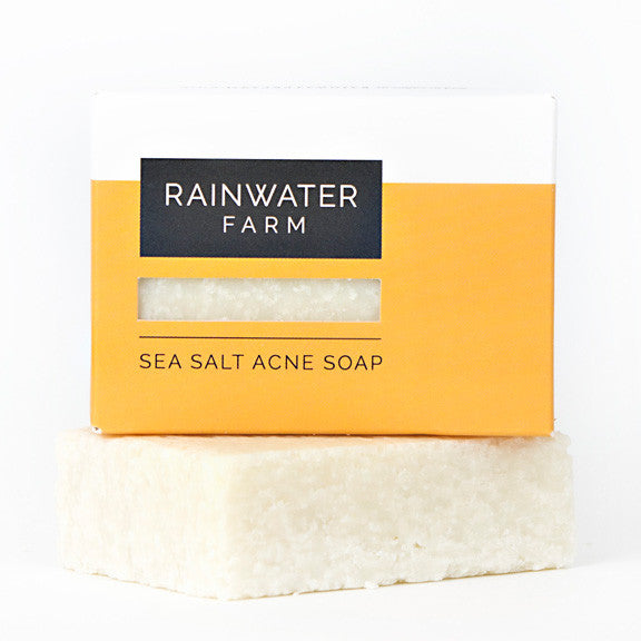 Sea Salt Acne Soap