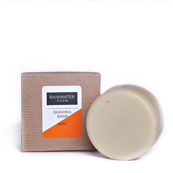 Rainwater Farm Nourishing Shaving Soap