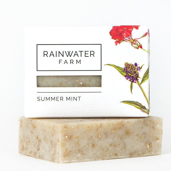 Summer Mint Soap