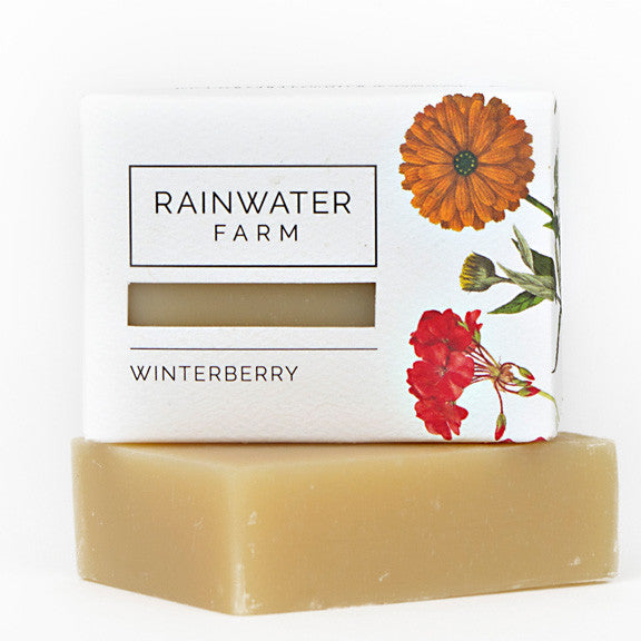 Winterberry Moisturizing Soap