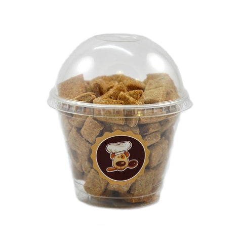 Dog organic Biscuits XS - Beef meat - Hov-Hov Dog Bakery - 1
