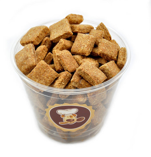 Dog organic Biscuits XS veggie with - Apple - Hov-Hov Dog Bakery - 3