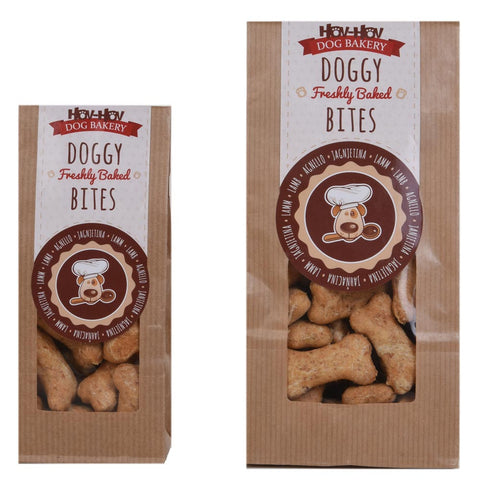Dog organic Biscuits - Lamb meat