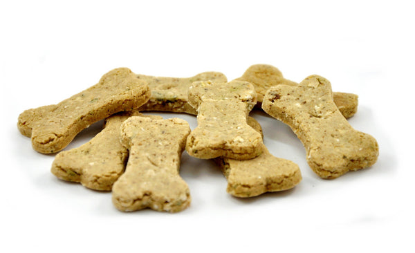 Dog organic Biscuits - Turkey liver with parsley - Hov-Hov Dog Bakery - 6