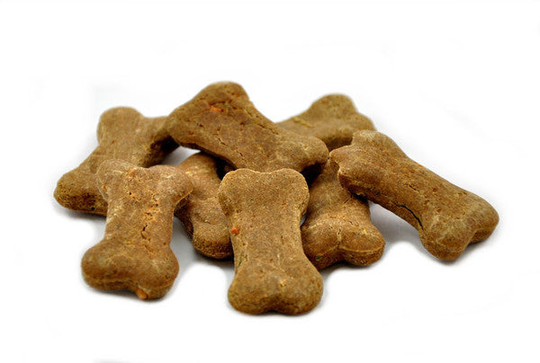 Dog organic Biscuits - Veggie with chesse - Hov-Hov Dog Bakery - 6