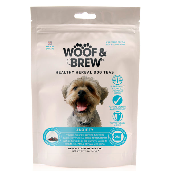 WOOF&BREW – For Anxiety
