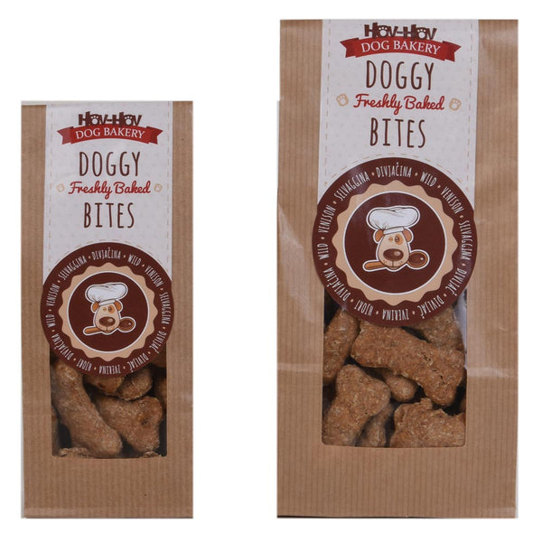 Dog organic Biscuits - Venison meat