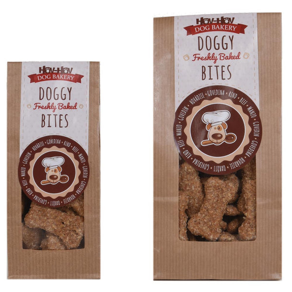 Dog organic Biscuits -  Beef meat