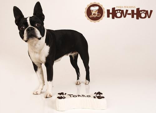 Cake bone - Hov-Hov Dog Bakery - 2