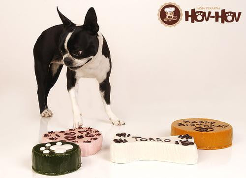 Cake bone - Hov-Hov Dog Bakery - 3