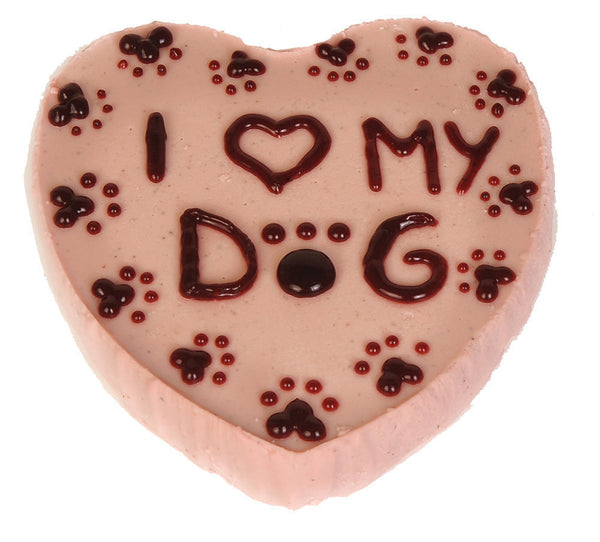 Cake heart - Hov-Hov Dog Bakery - 4