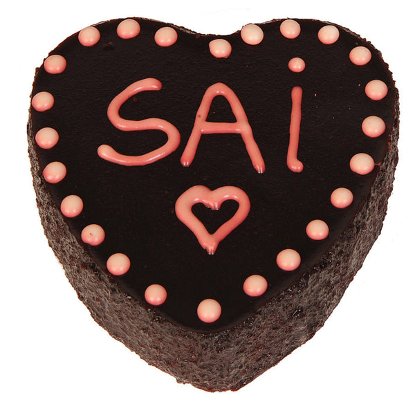 Cake heart - Hov-Hov Dog Bakery - 3