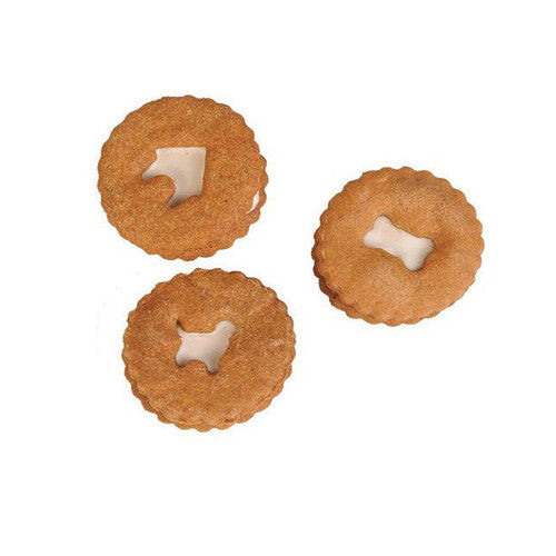 LINZER COOKIES - Hov-Hov Dog Bakery - 1