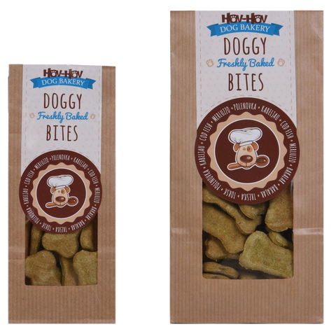 Dog organic Biscuits - Cod fish