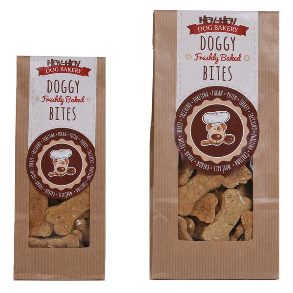 Dog organic Biscuits - Turkey liver with parsley