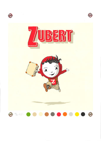 ZUBERT Screen Print