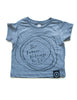 The Future Belongs to us Tee || Infant || Gray