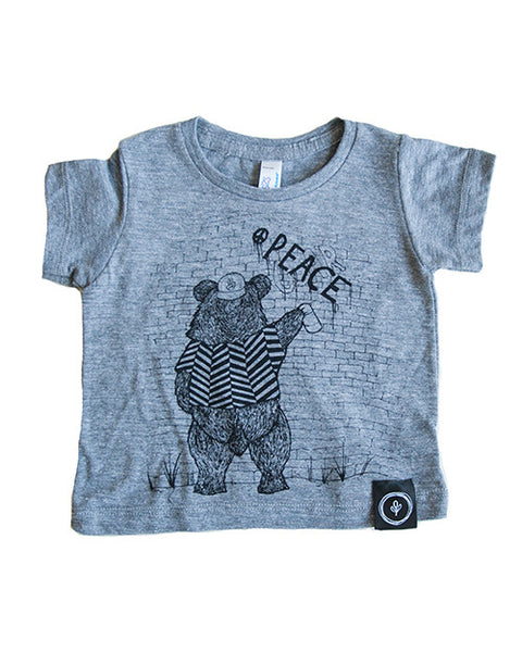 Make Peace, Not War Tee || Infant