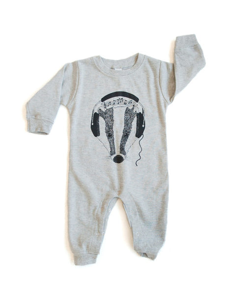 Feel the Beats Romper