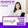 Existing In The Fast-Paced Food Industry Completely Stress-Free, feat. SOOZY'S GRAIN-FREE Founder Susan Chen