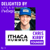 How Commitment to Quality And 10-Out-Of-10 Taste Pays Off,  feat. ITHACA HUMMUS Founder Chris Kirby