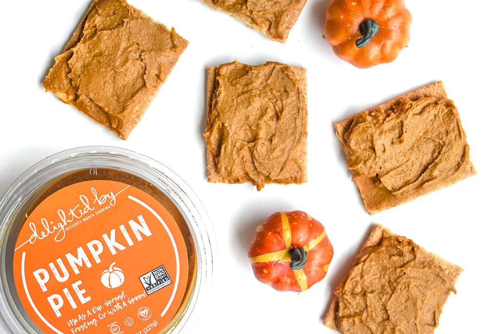 5 Things to Do with Your Pumpkin Pie Dip