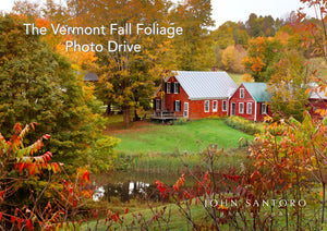 Vermont Fall Foliage Photo Drive