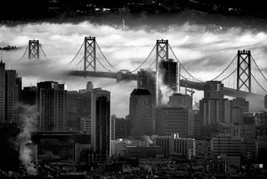 Bay Bridge Fog - Limited Ediiton