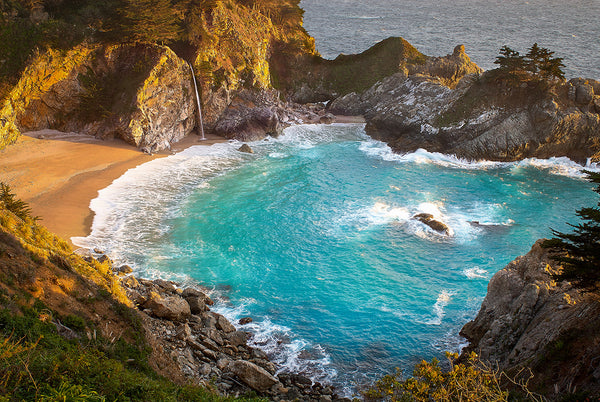 McWay Falls, Big Sur - Limited Edition
