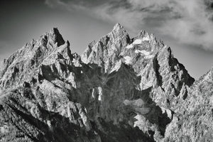 Teeth Of The Grand Teton Range