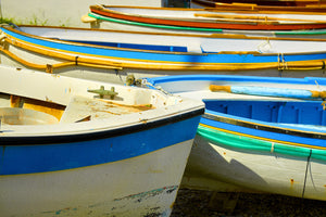 Fishing Boats Of Capri