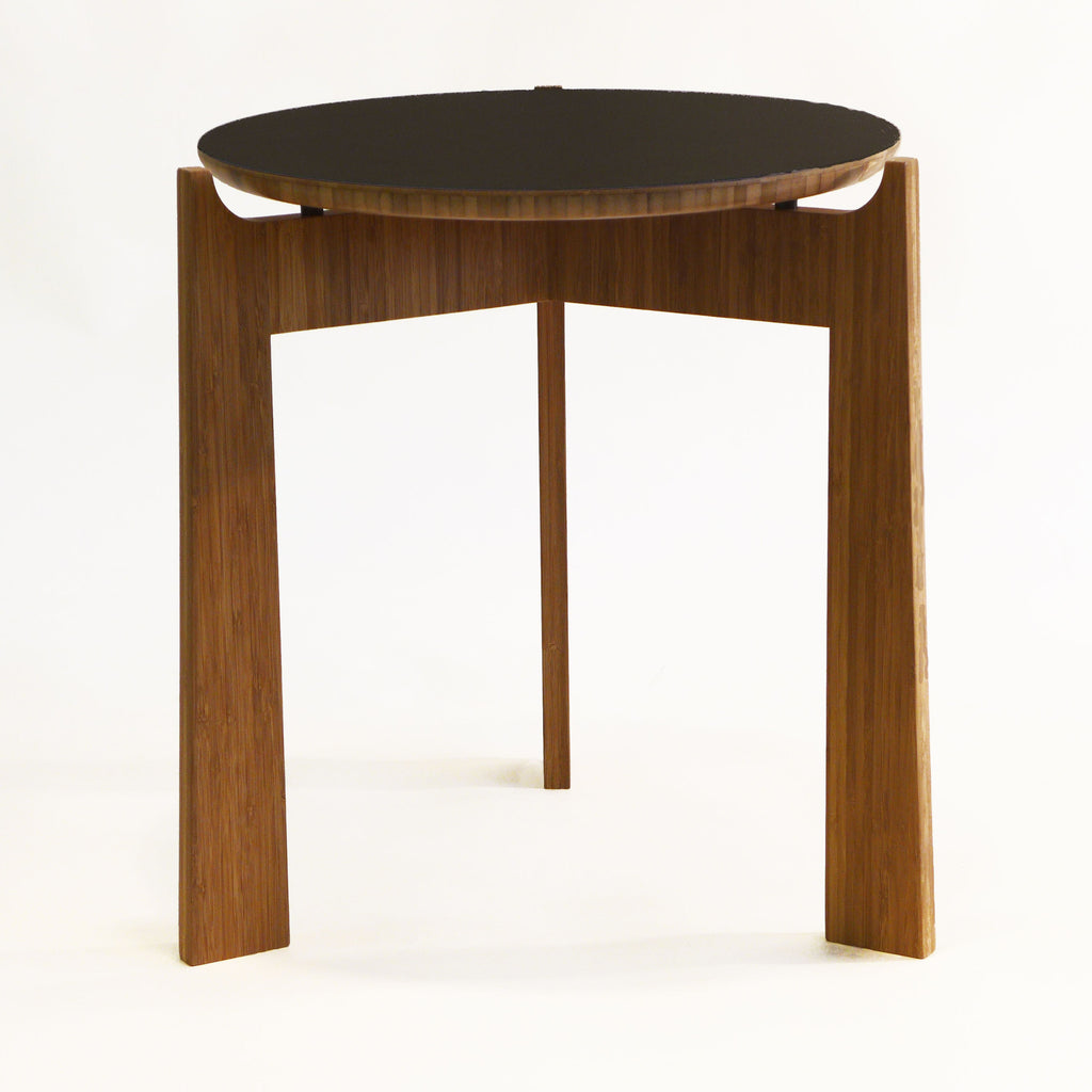 bamboo company furniture. Chux Bamboo Side Table · Modern Three Legs Furniture Company