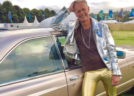 MEET THE 60 YEAR OLDS WHO PIONEERED MEN'S LEGGINGS