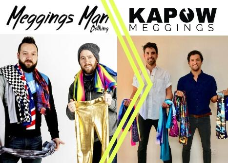 BREAKING NEWS: MEGGINGS MAN MERGES WITH KAPOW MEGGINGS