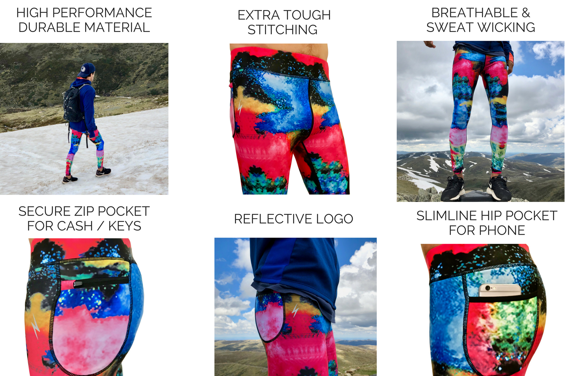 cb7b15fe095 kapow performance leggings product features kapow performance leggings  product features