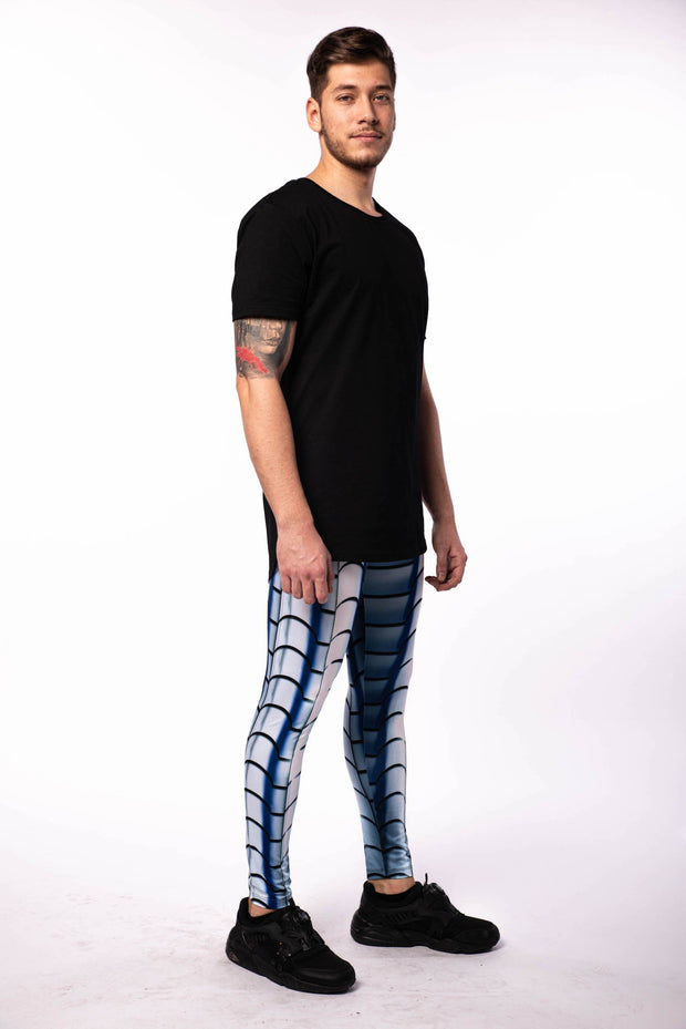 The Meggings Tee / Midnight Black