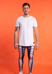 The Meggings Tee / Polar White