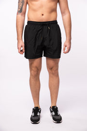 Action Shorts / Quick Dry / Midnight Black