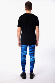 Tiger Shark Meggings Performance Meggings Kapow Meggings